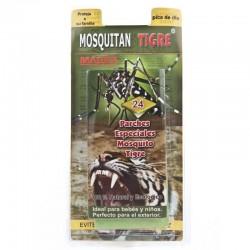 Parches Repelentes Mosquito Tigre