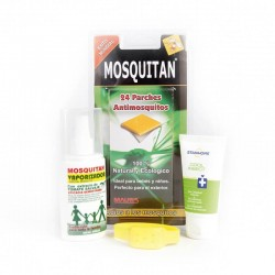 Lote Antimosquitos Golf