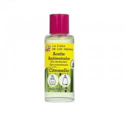 Aceite de Citronela para ambientadores - tamaño mediano