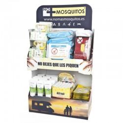 Expositores No + Mosquitos