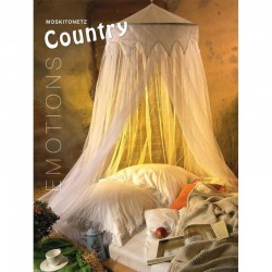Mosquitera Decorativa Country