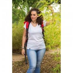 Camisetas antimosquitos - Manga Corta para Mujer