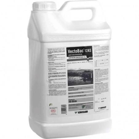 Larvicida para mosquitos - Vectobac 12 AS