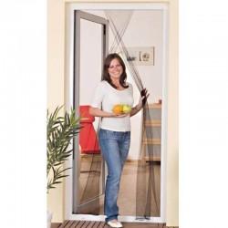 Tela Mosquitera para puerta - Instalación