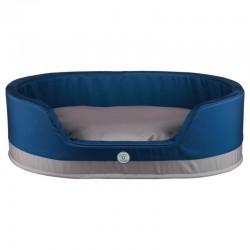 Cama Insect Shield Ovalada - Azul