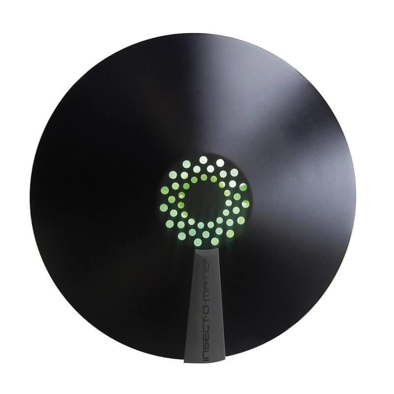Mata mosquitos decorativo - Aura Black