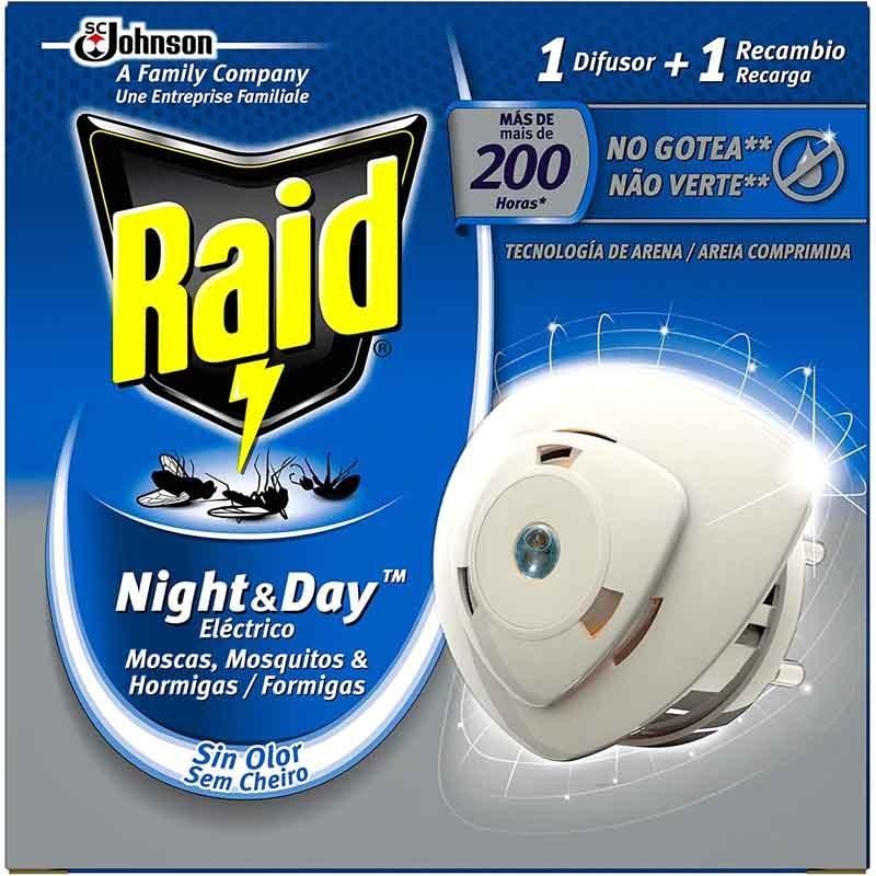 Raid Night & Day - Pack Individual