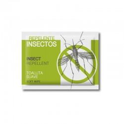 Toallitas repelente de mosquitos para negocios