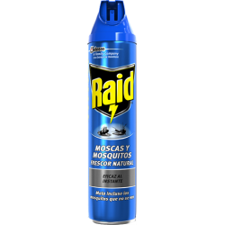 Insecticida Raid