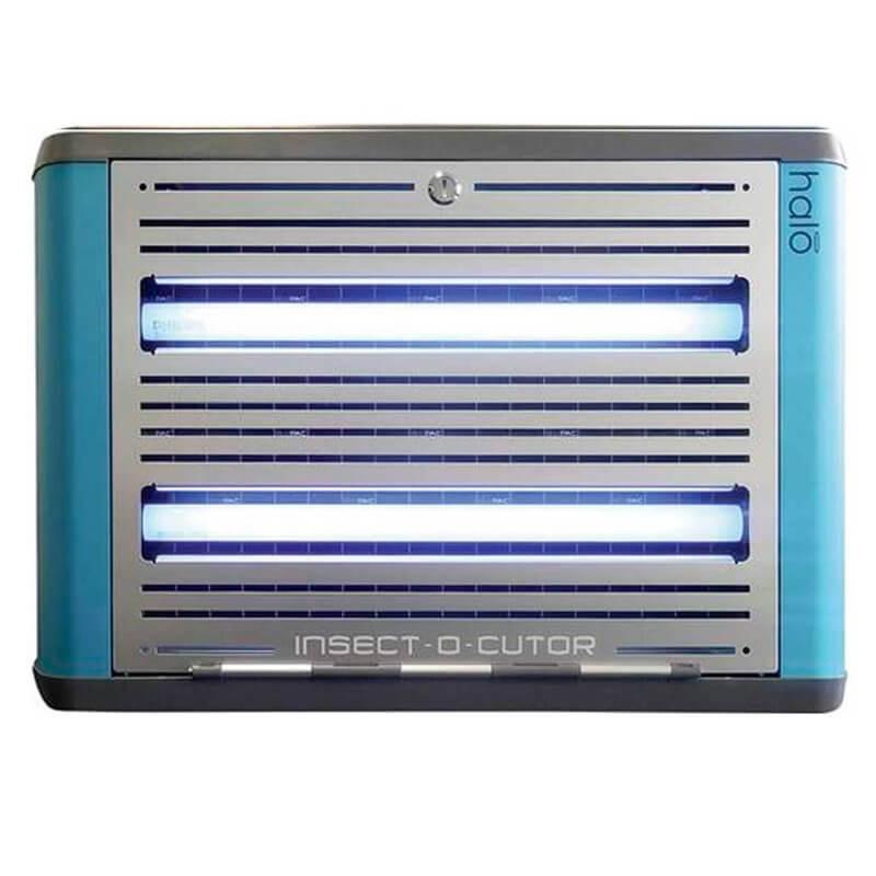 Mata Mosquitos Placa Adhesiva Halo Shades Azul