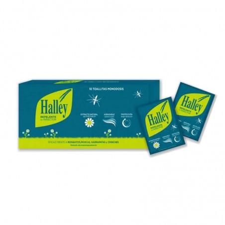 Repelente Halley Toallitas