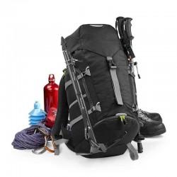 Mochila Trekking con accesorios