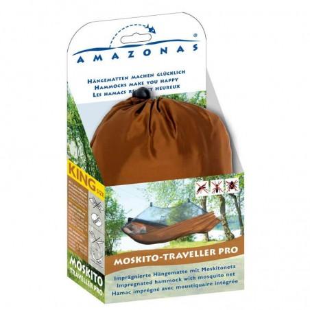 Hamaca Mosquitera Impregnada Packaging