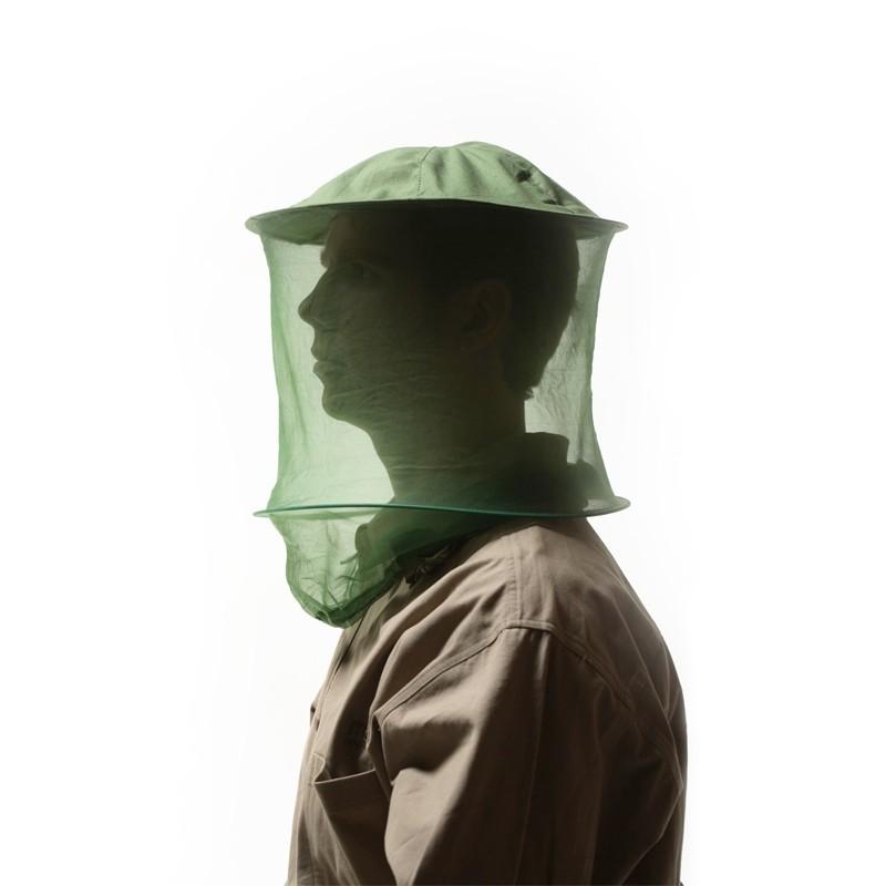 Sombrero con mosquitera