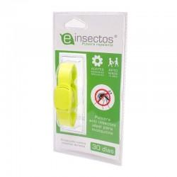 Pulsera Repelente de Insectos