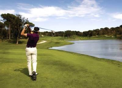 Antimosquitos para golfistas