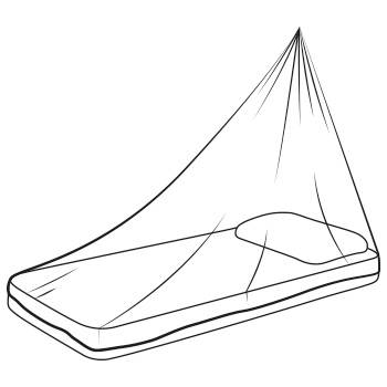 Mosquitera Piramide